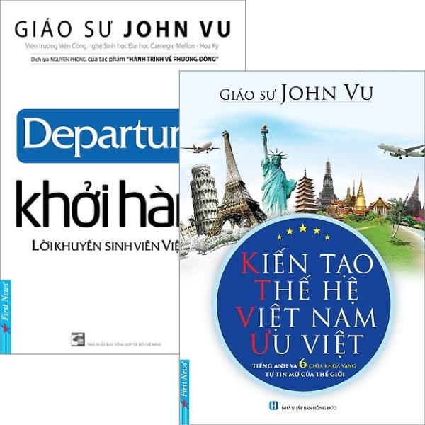 Combo Của Giáo Sư John Vũ (Bộ 2 Cuốn)
