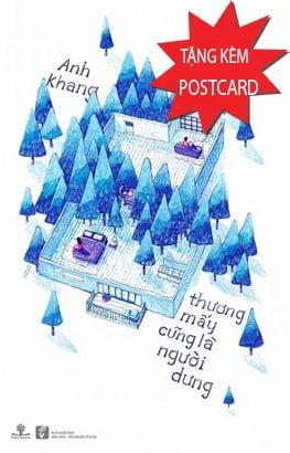 Thương Mấy Cũng Là Người Dưng - Tặng Kèm Postcard Xinh Xắn (Số Lượng Có Hạn)