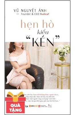 """Hẹn Hò Kiểu """"Kén"""" - Tặng Kèm Chữ Ký Tác Giả + Gift Card 50% Từ Rudicaf  (Số Lượng Có Hạn)"""