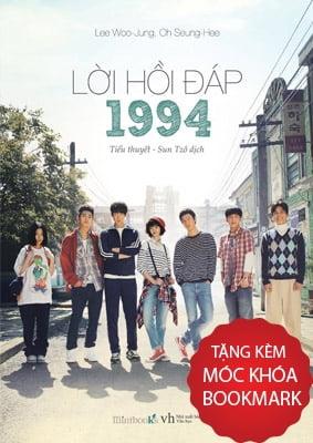 Lời Hồi Đáp 1994 (Có bookmark) + Tặng Kèm Móc Khóa (Số Lượng Có Hạn)