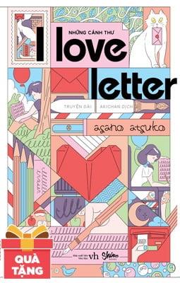 I Love Letter - Những Cánh Thư - Tặng Kèm 02 Postcard (Số Lượng Có Hạn)