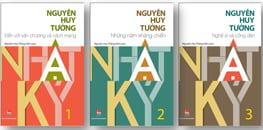 Combo Nhật Ký Nguyễn Huy Tưởng