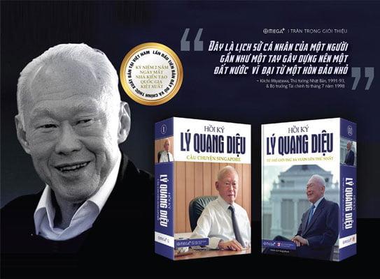 Bộ Sách Hồi Ký Lý Quang Diệu