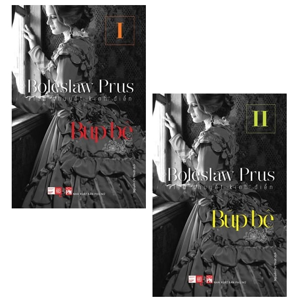 Combo Tiểu Thuyết Kinh Điển - Búp Bê I Và II (Bộ 2 Tập)