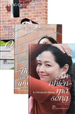 Combo Của Tác Giả Lê Đỗ Quỳnh Hương