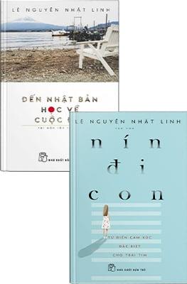 Combo Nín Đi Con: Từ Điển Cảm Xúc Đặc Biệt Cho Trái Tim - Đến Nhật Bản Học Về Cuộc Đời (Tái Bản) (Bộ 2 Cuốn)