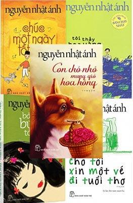 Bộ 5 Quyển Hot - Nguyễn Nhật Ánh