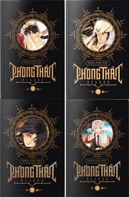 Combo Phong Thần Reload (Bộ 4 Cuốn)