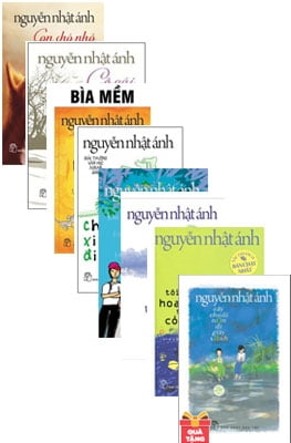 Combo Nguyễn Nhật Ánh 2 + Cây Chuối Non Đi Giày Xanh (Bìa Cứng) - Tặng Kèm Postcard + Lịch 2018 Để Bàn 13 Tờ (Số Lượng Có Hạn) (Bộ 8 cuốn)