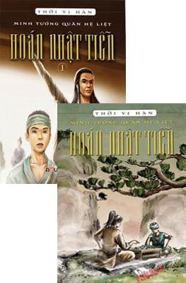 Combo Hoán Nhật Tiễn (Bộ 2 Cuốn)