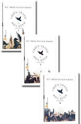 Combo Chiến Tranh Và Hòa Bình (Bộ 3 Cuốn)