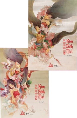 Combo Kim Bình Mai (Tập 1) (Bộ 2 Cuốn)