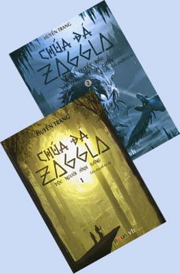 Combo Chúa Đá Zaggla (Bộ 2 Cuốn)
