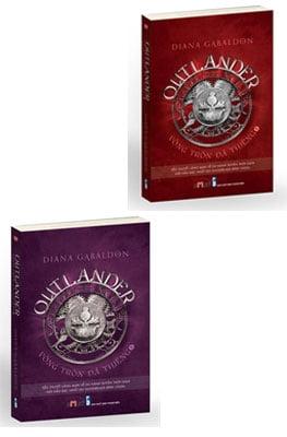 Combo Outlander - Vòng Tròn Đá Thiêng (Bộ 2 Cuốn)