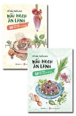 Combo Nấu Ngon Ăn Lành (Bộ 2 Cuốn)