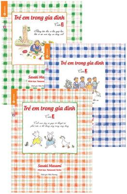 Combo Trẻ Em Trong Gia Đình (Trọn Bộ 3 Cuốn )