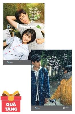Bản Đặc Biệt - Gửi Thời Đơn Thuần Đẹp Đẽ Của Chúng Ta (Bộ 2 Tập) - Tặng Kèm 1 Poster + 3 Postcard (Số Lượng Có Hạn)
