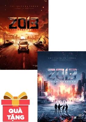 2013 - Boxset (2 Tập) + Tặng Kèm 4 Bookmark Chibi (Số Lượng Có Hạn)