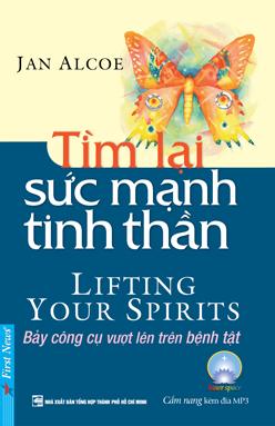 Combo Tìm Lại Sức Mạnh Tinh Thần (Sách Kèm CD)