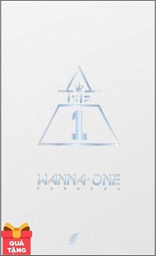 Wanna One Fanbook - Tặng Kèm Mega Poster Khổ A1