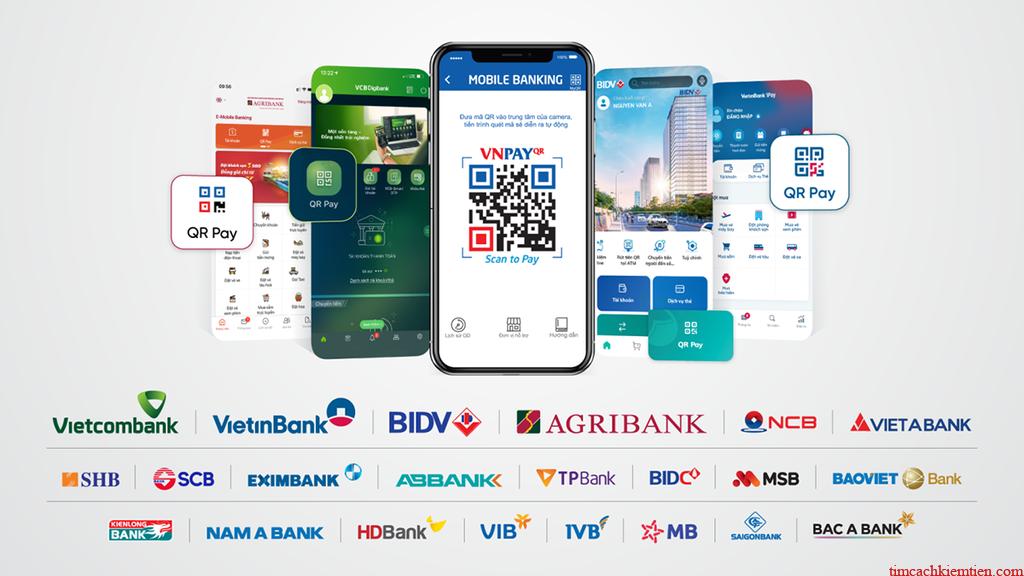 Sức hút của thanh toán VNPAY-QR trên ứng dụng di động   Tài chính - Kinh doanh   Thanh Niên